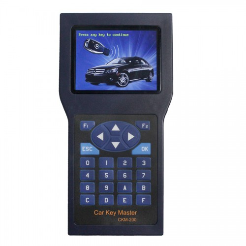 Car Key Master CKM200 Handset with 390 Tokens