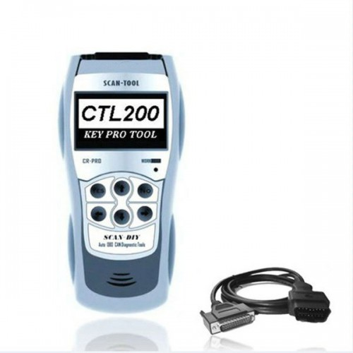 CR-PRO CTL200 V1.3 Code Reader for Chinese Cars