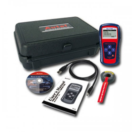 TPMS Diagnostic and Service Tool MaxiTPMS® TS401(Replaced by SC61-B)