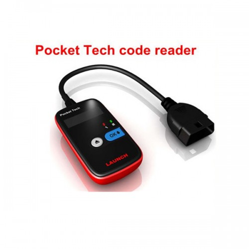 New Generation Portable Device Launch Pocket Tech Code Reader free shipping