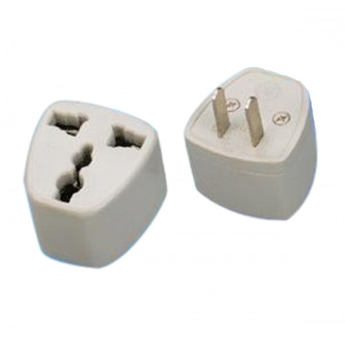Universal Euro EU to US USA Travel Charger Adapter Plug Converter Livraison Gratuite