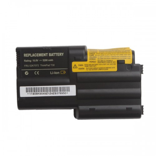 New Thinkpad IBM T30 Battery 02K7072 Livraison Gratuite