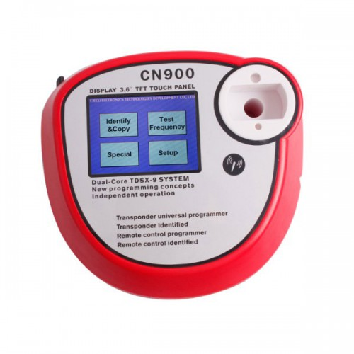 CN900 key programmer with CN900 4D Decoder