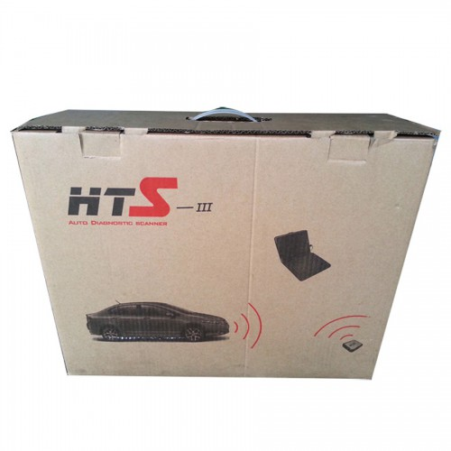 HTS-III Wireless Universal Automobile Diagnostic Scanner with PC Tablet En Vente