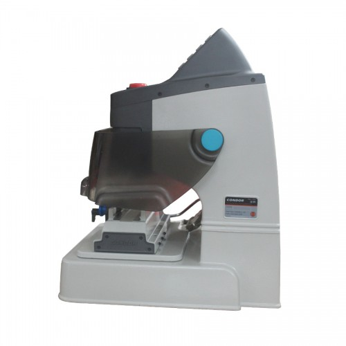 IKEYCUTTER CONDOR XC-007 Master Series Key Cutting Machine (English Version)