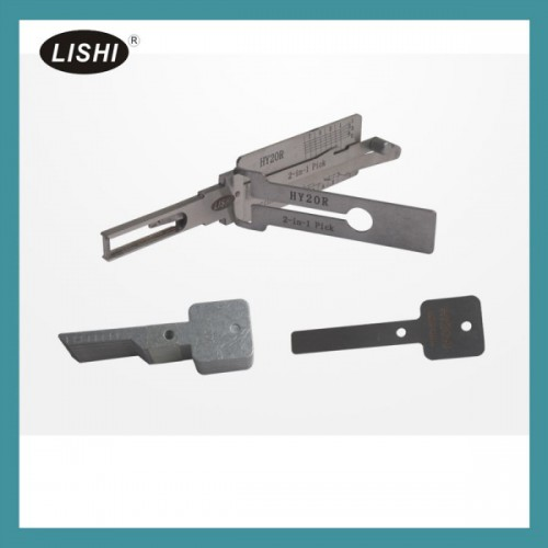 LISHI HY20R 2-in-1 Auto Pick and Decoder for HYUNDAI and KIA livraison gratuite