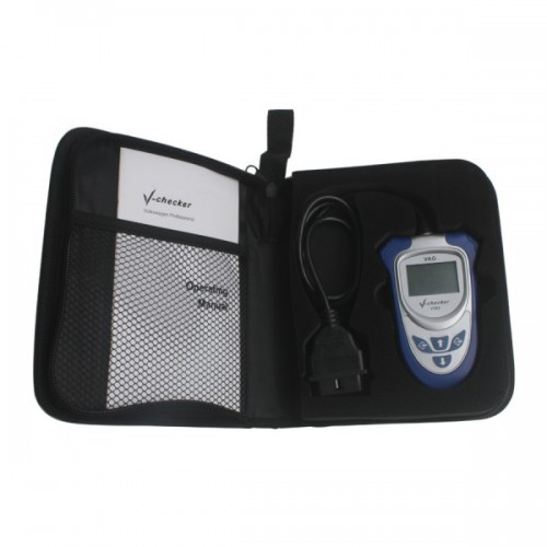 V-A-G PRO Code Reader V-Checker V202 Can bus