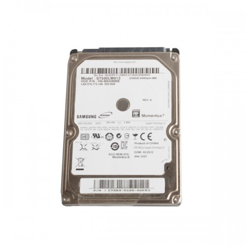 Internal Hard Disk Dell HDD with SATA Port Only HDD without Software 320G Livraison Gratuite