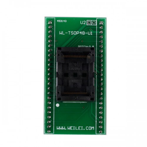 TSOP48 Socket Adapter for Chip Programmer Livraison Gratuite