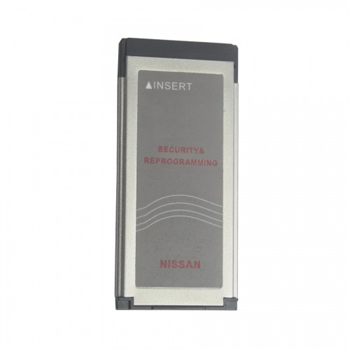 Consult III and Consult 4 Reprogramming Card for Nissan Vente Chaude