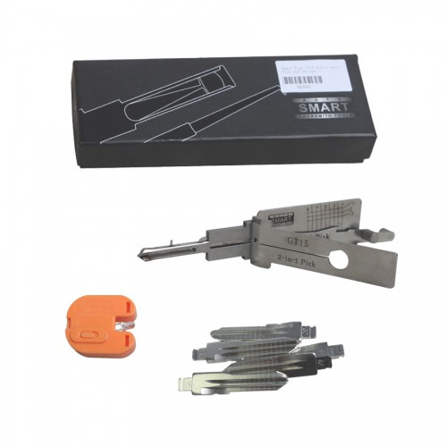 GT15 2-in-1 Auto Pick and Decoder for Smart Fiat