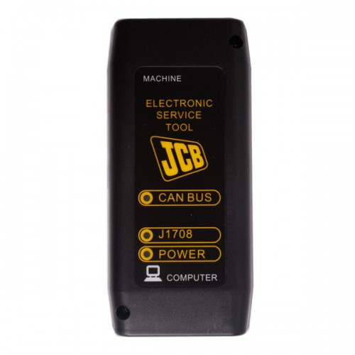 JCB Electronic Service Tool diagnostic interface
