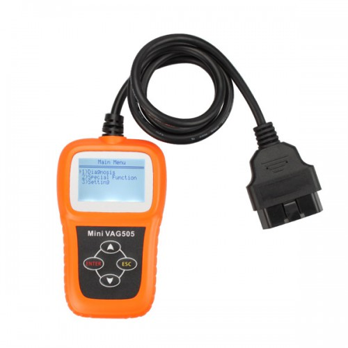 Mini V-A-G505 Super Professional Scanner for VW/AUDI En Vente