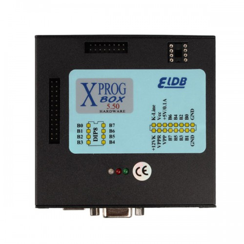Latest Version X-PROG Box ECU Programmer XPROG M V5.5 Support CAS4 5M48H En Vente