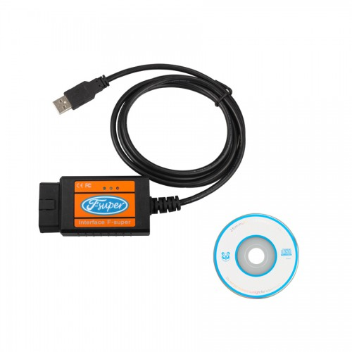 Scanner USB Scan Tool for Ford Livraison Gratuite