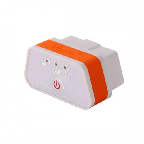 Nouveau Vgate iCar 2 WIFI version ELM327 OBD2 Code Reader iCar2 pour Android/ IOS/PC(Six couleurs disponibles)