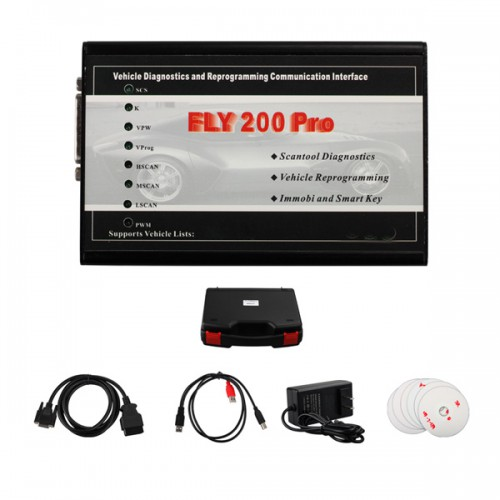 FLY Scanne FLY200 PRO for Ford and Mazda En Vente