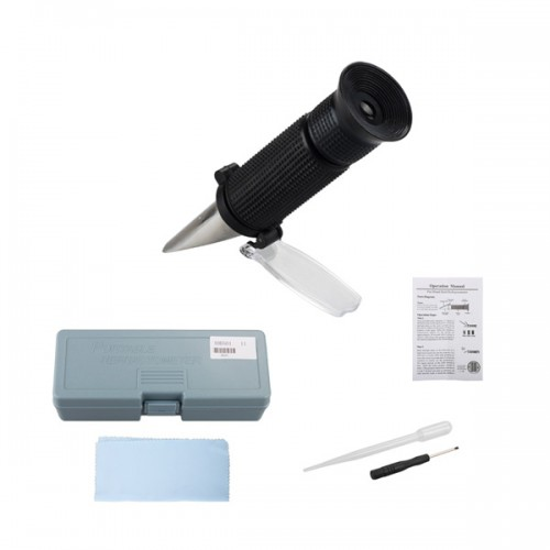Antifreeze/battery Fluids Refractometer ADD501 livraison gratuite