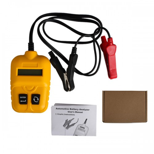 Auto Battery Analyzer Tester for IR/CCA/Voltgage