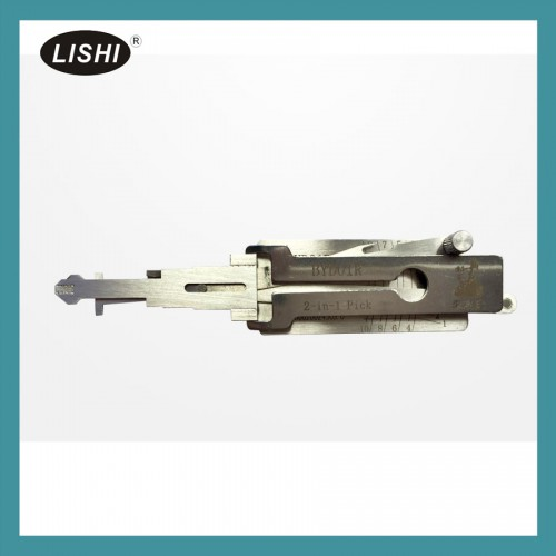 LISHI BYDO1R 2 in 1 Auto Pick and Decoder( right ) for BYD livraison gratuite