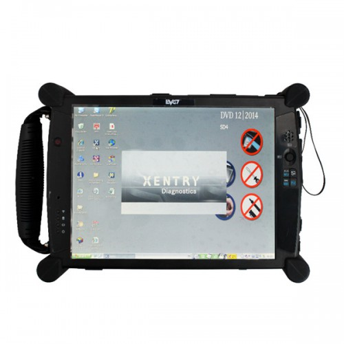 EVG7 DL46/HDD500GB/DDR4GB Diagnostic Controller Tablet PC(can travaille avec BMW ICOM)