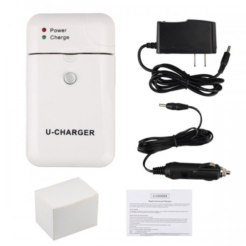 U-Charger Cell Phone Battery Travel Charger livraison gratuite