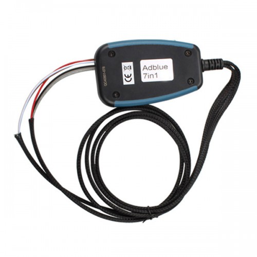 NEW ad-blueobd Emulator 7-in-1 with Programing Adapter