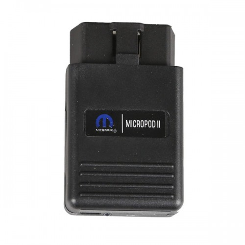V17.03.01 Multi-language wiTech MicroPod 2 Diagnostic Programming Tool for Chrysler