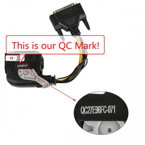 ECU Test Adapter for Benz livraison gratuite