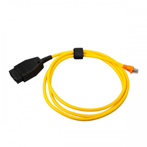 BMW ENET (Ethernet to OBD) Interface Cable E-SYS ICOM without Software Livraison gratuite