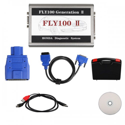 FLY100 Scanner Full Version for Honda