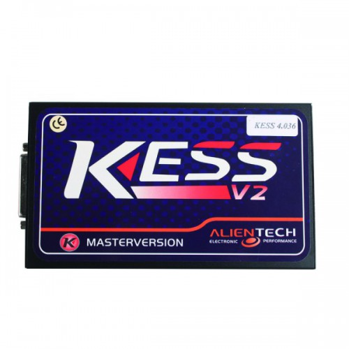 Firmware V4.036 Camion Version KESS V2 Master Manager Tuning Kit avec Logical V2.3.7