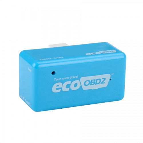 Plug and Drive NitroOBD2 Performance Chip Tuning Box/EcoOBD2 Economy Chip Tuning Box for Benzine/Diesel Cars