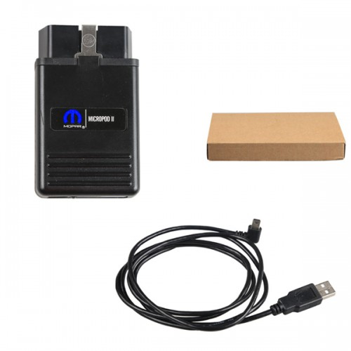 Multi-language wiTech MicroPod 2 Diagnostic Programming Tool V17.03.01 for Chrysler
