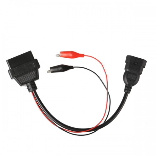 3pin Alfa Lancia to 16Pin Diagnostic Cable for Fiat (Choisissez SF06-B)