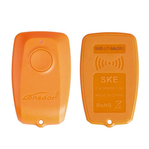 Lonsdor Orange SKE-LT-DSTAES The 5th Emulator for Toyota & Lexus Chip 39 (128bit) Smart Key All Lost via OBD K518S