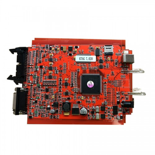 Kess V2 Firmware V5.017 Version En Ligne Plus Ktag 7.020 SW V2.25 Red PCB EU Version En Ligne Llimité Token