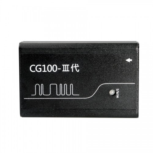 V6.0.4.0 CG100 PROG III Airbag Restore Devices Including All Function of Renesas SRS and XC236x FLASH
