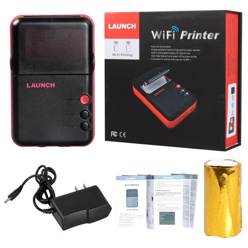 Original Launch X431 V/V+/X431 Pro V 8inch Mini Printer livraison gratuite with LAUNCH X431 PAD III