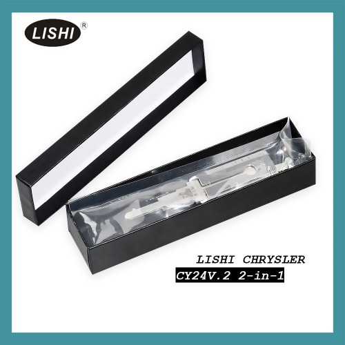 LISHI CHRYSLER CY24 2-in-1 Auto Pick and Decoder livraison gratuite