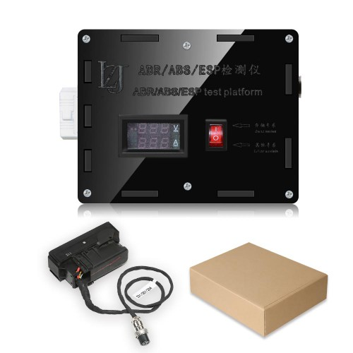 ABR ABS ESP Test Platform Diagnostic Tool for Mercedes Benz W221 W207 W204