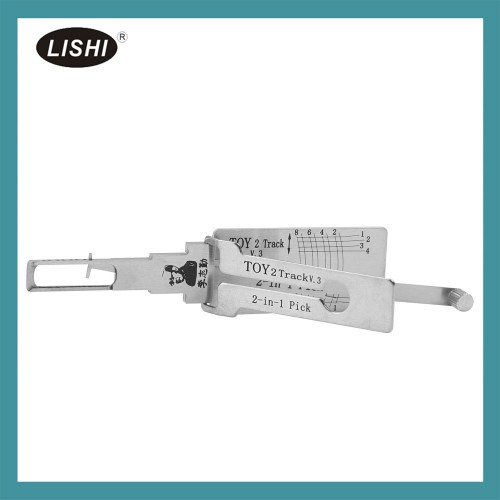 LISHI TOY2 2-in-1 Auto Pick and Decoder for Toyota livraison gratuite