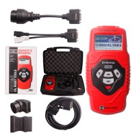 Oil Service and Airbag reset Tool OT900(multilingual update via internet)