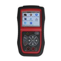 Original Autel AutoLink AL439 OBDII EOBD & CAN Scan and Electrical Test Tool