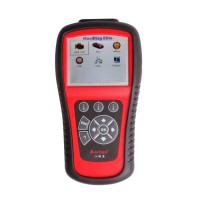 100% Original Autel MaxiDiag Elite MD704 Full System with Data Stream Diagnostic Tool