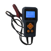 SC100 Digital Car Battery Analyzer Tool Battery Tester Livraison Gratuite