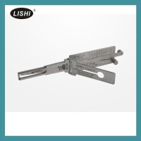 LISHI HU66 2-in-1 Auto Pick and Decoder for Audi Ford VW Porsche Seat Skoda livraison gratuite