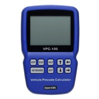 VPC-100 Hand-Held Vehicle Pin Code Calculator  avec 500 jetons de mise à jour en ligne