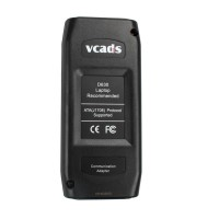 Volvo VCADS Pro 2,40 outil de diagnostique camion volvo Support multi-langue