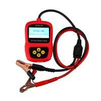 Augocom MICRO-100 Digital Battery Tester Battery Conductance & Electrical System Analyzer 30-100AH livraison gratuite